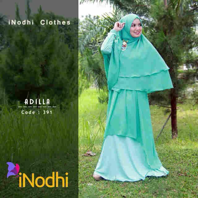 Pusat Grosir Busana Muslim Adilla by Inodhi 391