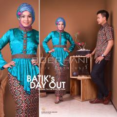 Baju Muslim Kopel Terbaru 2015 Syakila & Syam by Boerhani  Tosca