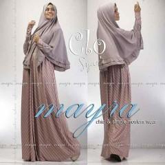 Baju Muslim Wanita Modern Clo Syar'i by Mayra Abu-abu