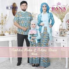 Busa Muslim Sarimbit Terbaru Edisi Lebaran Andika & Adine by Airia Blue