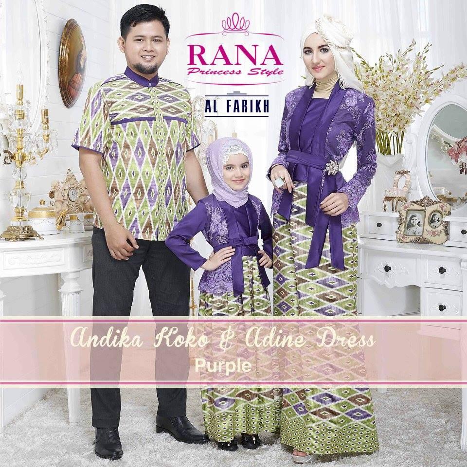 Model gamis pesta untuk ibu menyusui baju gamis pesta modern terbaru - Andika Adine Purple Baju Muslim Gamis Modern