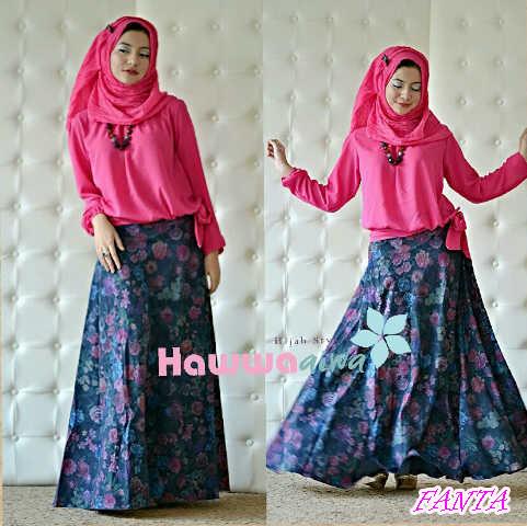 Zara Fanta Baju Muslim Gamis Modern