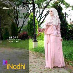 Busana Muslim Syar'i Nadya by Inodhi 417