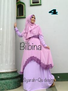 Busana Muslim Syar'i Terbaru Bilbina by Syarahqu Design 4