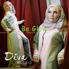 Busana Muslim Terbaru Diva by Be Glow Avocado - Pink