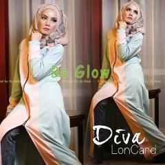 Busana Muslim Terbaru Diva by Be Glow Mint - Pink