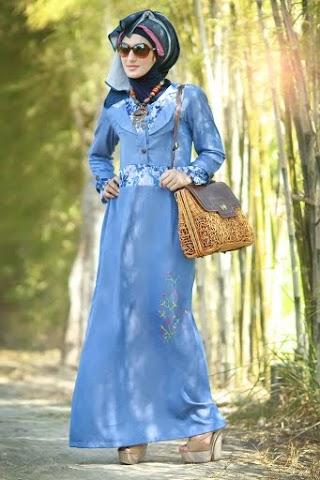 Grosir Busana Muslim Modern Antiya by Heksana