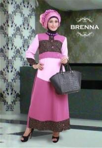Grosir Busana Muslim Modern Brenna by Heksana