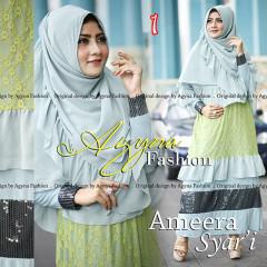 Grosir Busana Muslim Terbaru Ameera Syar'i by Agyna 1