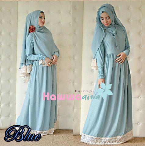 Baju Muslim GAMIS Modern