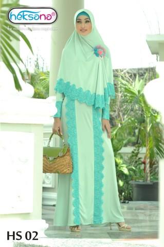 Pusat Grosir Busana Muslim HS 02 by Heksana