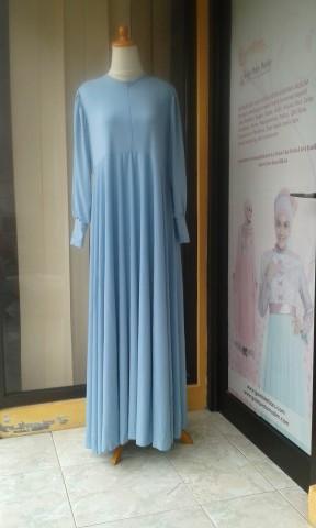 Pusat Grosir Busana Muslim Umbrella Aladin By Be Glow (7) Mint Tua