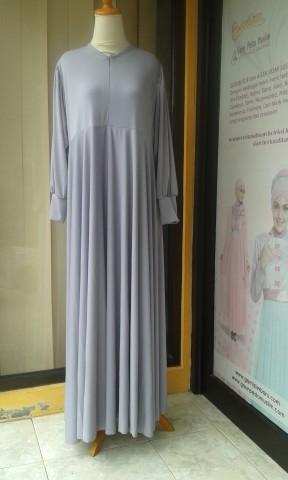 Pusat Grosir Busana Muslim Umbrella Aladin By Be Glow (9) Silver