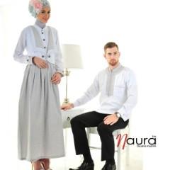 Trend Busana Muslim Pasangan NADHIFA by Naura