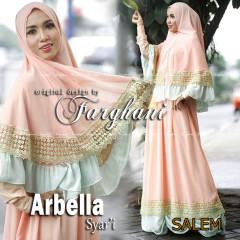 Trend Busana Muslim Syar'i Menyusui Arbella by Farghani Salem