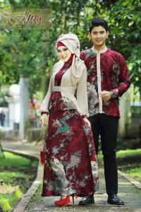 Trend Terbaru Busana Couple Kamanjaya Kamaratih by Fitria Style Khaki