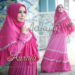 Busana Muslim Syar'i Terbaru 2015 Attheya by Kurnia Fanta