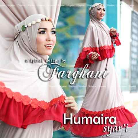 Busana Humaira Humaira Coksu Baju Muslim Gamis Modern