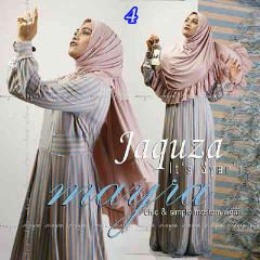 Koleksi Busana Muslim Syar'i Jaquza by Mayra 4