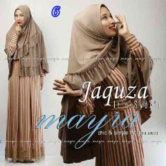 Koleksi Busana Muslim Syar'i Jaquza by Mayra 6