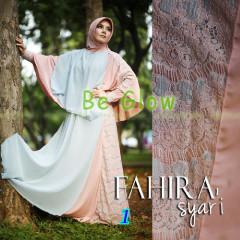 Trend Busana Muslim 2015 Fahira by Be Glow 1