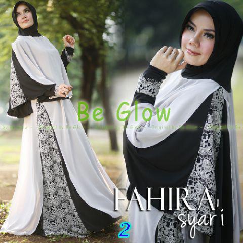 Trend Busana Muslim 2015 Fahira by Be Glow 2