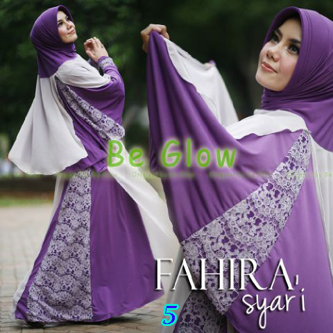 Trend Busana Muslim 2015 Fahira by Be Glow 5
