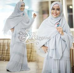Trend Terbaru Busana Muslim Opnasel by Lil Gorgeous Grey