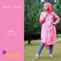 Trend Terbaru Busana Muslim Wanita Myna by Inodhi 439