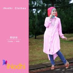Trend Terbaru Busana Muslim Wanita Myna by Inodhi 440