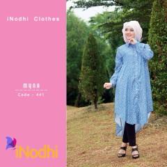 Trend Terbaru Busana Muslim Wanita Myna by Inodhi 441