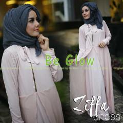 Trend Terbaru Busana Muslim Ziffa by Be Glow (2) Soft Pink