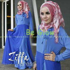 Trend Terbaru Busana Muslim Ziffa by Be Glow (6) Biru