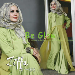 Trend Terbaru Busana Muslim Ziffa by Be Glow (7) Baby Green