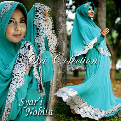 Trend Terbaru Busana Muslimah Nobita Syar'i by Sri Collection Tosca