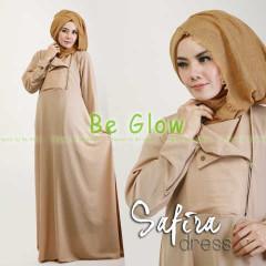 Trend Terbaru Busana muslim Modern Safira by Be Glow Coksu