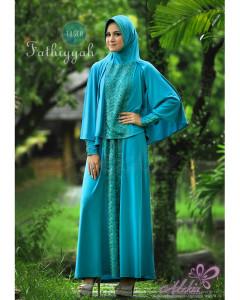 Baju Muslim Wanita Modern Fathiyyah by Adzkia Tosca