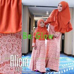 Busana Muslim Syar'i Terbaru Alicia by Be Glow 1