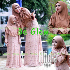Busana Muslim Syar'i Terbaru Alicia by Be Glow 5