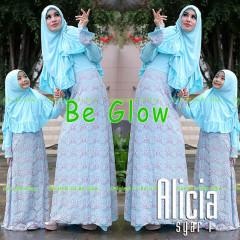 Busana Muslim Syar'i Terbaru Alicia by Be Glow 6