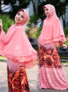 Busana Muslim Terbaru Sechan Syar'i by Layra Salem