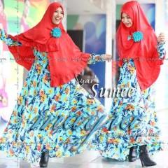 Busana Muslim Wanita Modern Sumee vol.2 by Mayra Merah
