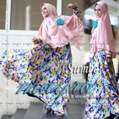 Busana Muslim Wanita Modern Sumee vol.2 by Mayra Pink