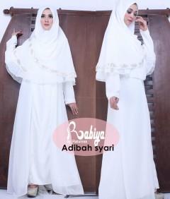 Busana Muslimah Terbaru Adibah Syar'i by Rabiya