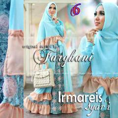 Busana Muslimah Terbaru Imareis by Farghani 6