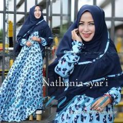 Busana Muslimah Terbaru Natania Syar'i by Mayra Dongker