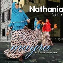 Busana Muslimah Terbaru Natania Syar'i by Mayra Tosca