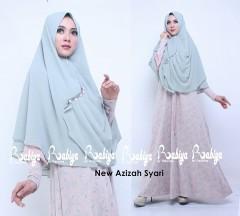 Busana Muslimah Terbaru New Azizah Syar'i by Rabiya