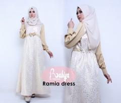 Busana Muslimah Terbaru Ramia Dress by Rabiya