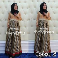 Busana Muslimah Trendy Hermes by Marghon Coksu 2